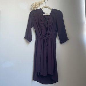 💕3 for $25💕 MONK & LOU- purple dress